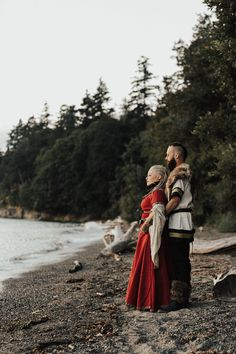Norse Pagan & Viking Themed Wedding · Rock n Roll Bride