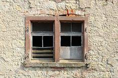 Fenêtre, Vieux, Vieille Fenêtre