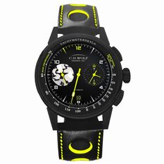 CHWOLF-CHW Glashutte. X-One Racing. Limited to 50 watches. 9.950 €.
