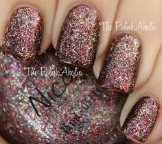 Nicole by OPI 2012 Walmart Exclusives! Fabulous Is My Middle Name