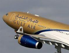 Gulf Air Airbus A330 A9C-KJ