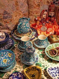 Beautiful tea set!