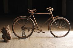 Cycles HIRONDELLE Retro-Direct 1928 by BOLGHERESE Elegantly Vintage Bicycles for sale on facebook.com/bolgherese