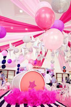Rockstar Girl | Philippines Children's Party Blog