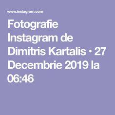 Fotografie Instagram de Dimitris Kartalis • 27 Decembrie 2019 la 06:46 Instagram Posts