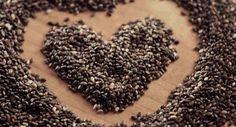 Semente amiga do coração, chia possui nutrientes que previnem contra doenças cardiovasculares (Créditos: Thinkstock)