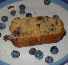 Blueberry Zucchini Bread | Tasty Kitchen: A Happy Recipe Community!