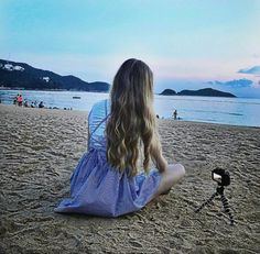 Beach =Reach your Calm Taylor R, My Fair Lady, Hair Color, Style Inspiration, Photo And Video, Moment, Instagram, Calm, Videos