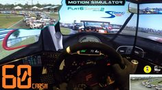 rFactor 2 [MotionSIM] - Flat6 GT3 Cup @ Sebring / 60 CARS !!!!