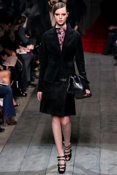 Loewe Fall 2012 Ready-to-Wear Collection Photos - Vogue