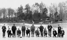 1895 St Fort House Club de curling