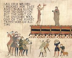 Kanye on the Bayeux Tapestry