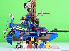 Classic Space Pirates!