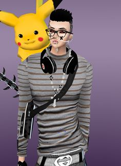 IMVU, the interactive, avatar-based social platform that empowers an emotional chat and self-expression experience with millions of users around the world. Virtual World, Virtual Reality, Social Platform, Imvu, Avatar, Pikachu, Join, Fictional Characters, Cat Breeds