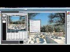 Jak vložit fotografii do rámečku - grafika - YouTube