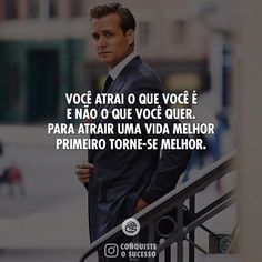 Você já ouviu falar em LEI DA ATRAÇÃO? Então Glória a Deus amor porque eu atraí vc para os meus braços e para o meu coração. Red Quotes, Wise Quotes, Inspirational Quotes, Harvey Specter Suits, Suits Harvey, Frases Suits, E-mail Marketing, Digital Marketing, Suits Series