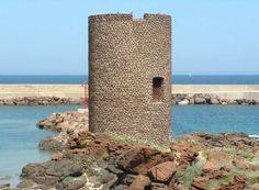 Castelsardo - torre del Porto o di Frigiano