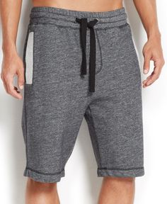 Polo Ralph Lauren Men's Loungewear, Solid Thermal Shorts | Polo ...