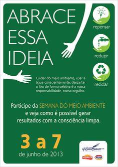 Campanha de Endomarketing | Abrace essa ideia on Behance