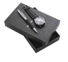 Set penna + orologio in confezione regalo. Acquistalo su gecoshopping