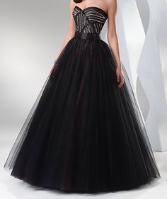 Katrina: This is the gown I'm wearing to the ball. I'm going alone.