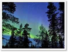 Lapland - Would love to see the Northern Lights as well as Santa's village. A trip to make with the kids!