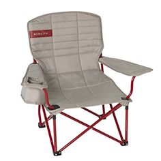 Kelty Lowdown Camp Chair  Tundra  Chili Pepper -- You can find out more details at the link of the image.