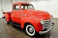 1953 Chevy 5 Window Cab pickup
