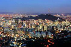 Fotos de Seul – Coréia do Sul - Cidades em fotos