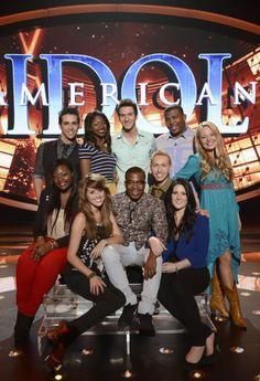 American Idol Season 12 Top 10 Finalists