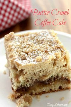 Butter Crumb Coffee