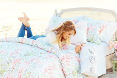 #LCLaurenConrad bedding is perfect for dreaming ... and daydreaming! Find it now in all stores.