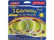 Pic Band3 Citronella Plus Wristband