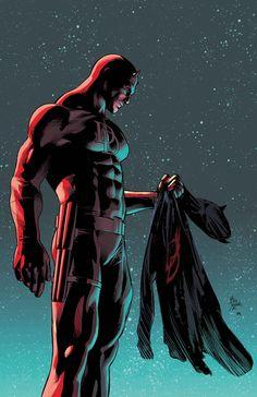 Daredevil #15.1 Stegman Variant NM Marvel, 2015