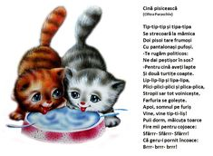 Doamna Fagilor: Cină pisicească Kindergarten Activities, Activities For Kids, Kids Poems, Different Languages, Kids Education, Nursery Rhymes, Kids And Parenting, Teddy Bear, Songs
