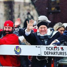 #pats #patriots #nation #bill actually #smilling #crazy #1million....let's go