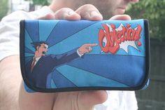 Phoenix Wright Nintendo nouvelle 3DS/3DS affaire par KickassCases