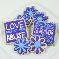 Domestic Violence cookies