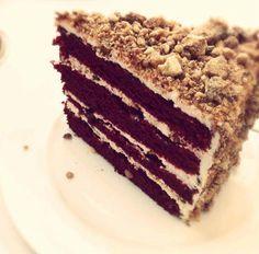 UNION, Red Velvet Cake.