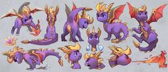 I grew up on Spyro. I played it before I even knew pokemon existed..... Spyro, Sparx, and the whole gang will always hold a special place in my heart.