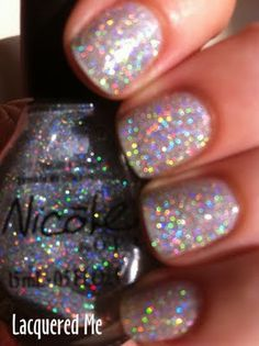 Nicole By Opi - Make A Comet-ment
