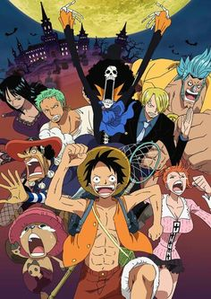 Straw hat pirats