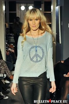 Crystal Collection, Peace, Facebook, Twitter, Blouse, Long Sleeve, Google, Youtube, Sleeves