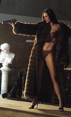 Demi Moore in Charlie's Angels: Full Throttle