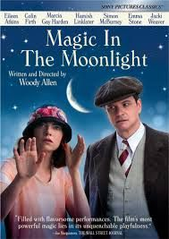 Magic in the Moonlight...Sweet little movie and fun! Great cast and scenery!