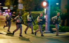 All over America, officials argued that there's very little that can be done to prevent mass violence like the attack that killed at least 58 people in Las Vegas.