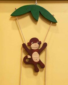 In pioneer days, this classic climbing monkey would have helped kids learn a valuable life skill: how to milk a cow.