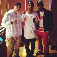 VIDEO: Big Sean Confirms Eminem Collaboration