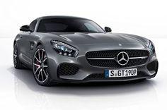 2016 Mercedes-AMG GT Edition 1 Model Debuts