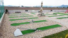 MiniGOLF - Sportovní centrum Marcus   Sportovní centrum Marcus Terezín u Litoměřic Golf Courses, Sports, Miniature Golf, Hs Sports, Sport